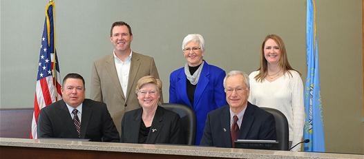 Brookings County Commissioners